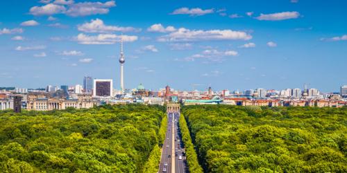 Die schönsten Gärten und Parks in Berlin - Entspannen in der Großstadt