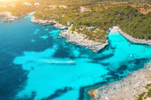 Balearen - Die 5 Baleareninseln im Überblick mit Karte & Tipps