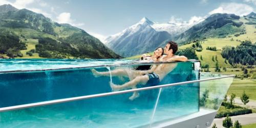 Wellness Auszeit im Tauern SPA - 2 Tage im 4,5* Hotel mit HP - 129€