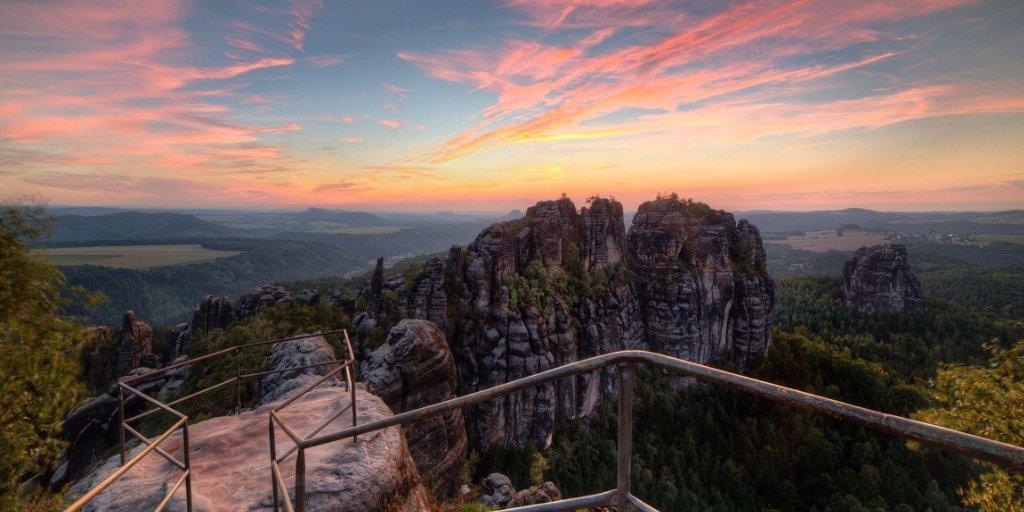 Naturwunder in Deutschland - Top 10 Naturphänomene