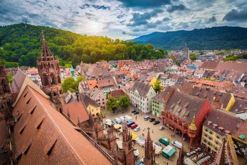 Freiburg Tipps - Städtereise in die Universitätsstadt im Schwarzwald