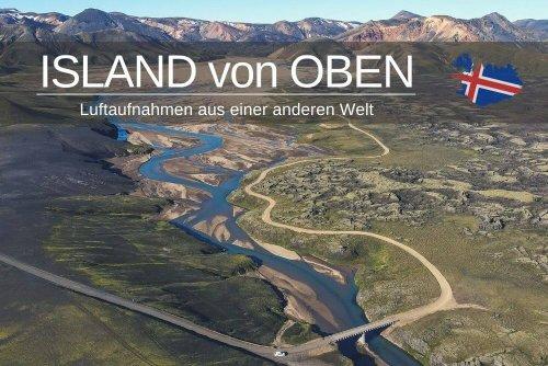 Island von oben » Luftaufnahmen aus einer anderen Welt