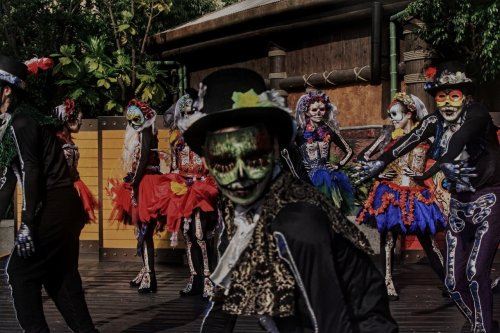 How commercialization over the centuries transformed the Day of the Dead