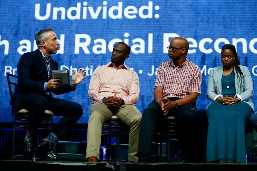 Black SBC leader urges African American fellowship to stay the course