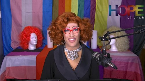 First drag queen certified as a candidate for United Methodist ministry 'speaking in a new way to new people'