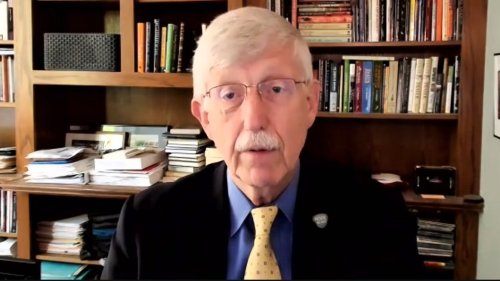 Francis Collins 'a bit' frustrated with evangelicals amid COVID-19 vaccine push