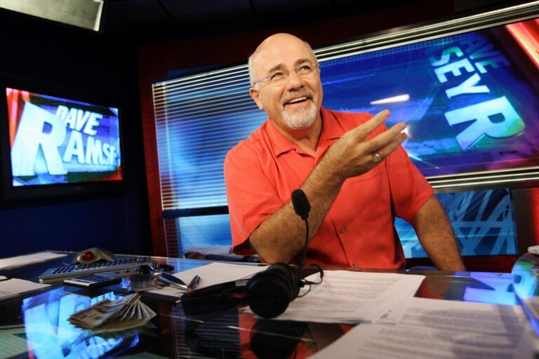 Inside Dave Ramsey's 'Religious Cult' - cover