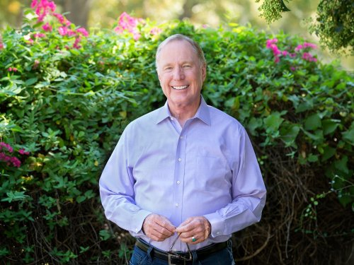 Amid pandemic and personal struggles, Max Lucado finds peace in divine purpose