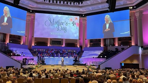 Anne Graham Lotz: 'I just have to follow the Lord and what he's called me to do'