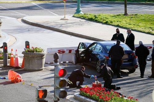 Nation of Islam says suspect in 'tragic' Capitol attack sought to be a member
