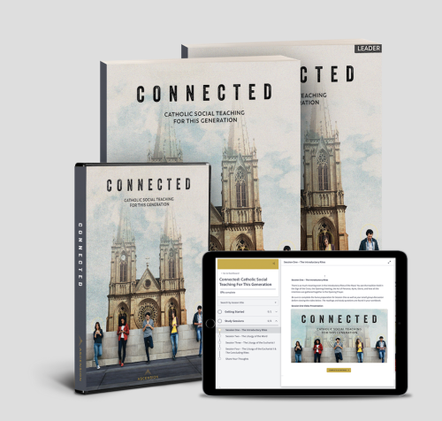 Ascension's new 'Connected' program helps Catholic teens tackle social justice