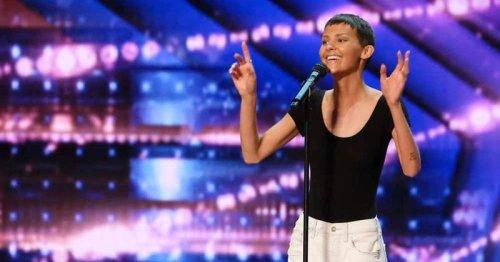 Liberty grad Nightbirde captures hearts, Golden Buzzer on 'America's Got Talent'