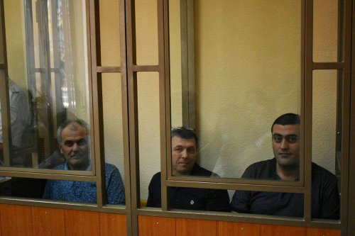 Three Jehovah's Witnesses sentenced to six or more years in Russian prison for their faith