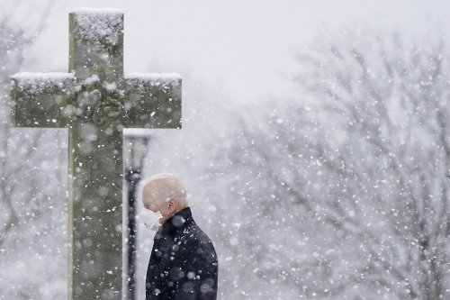 Joe Biden may unify the country. Don't ask him to unify Catholics.