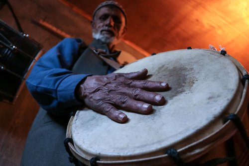Meet Kashmir's 'Midnight Drummers,' keeping alive an age-old Ramadan tradition
