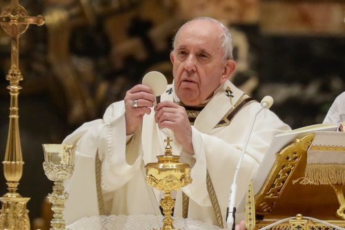 Catholic bishops who want to deny Biden Communion may have to reckon with the pope