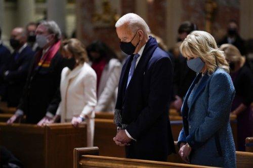 The holy war against President Biden