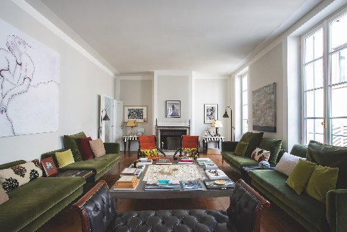 Required Reading: A Room of Her Own: Inside the Homes and Lives of Creative Women - Remodelista