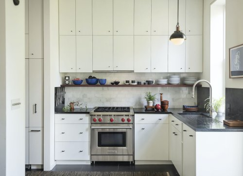 New York Architect Elizabeth Roberts's Own Kitchen Update, Before and After