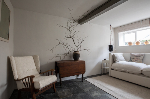 Mole Cottage in Wales: A Calm, Creative Holiday House - Remodelista