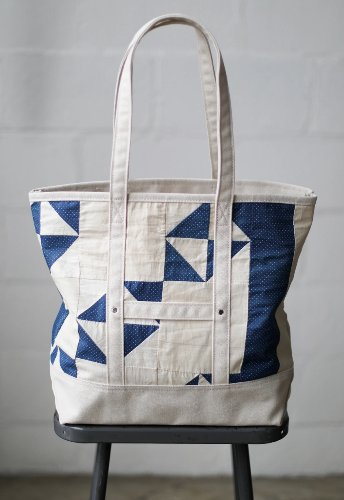 Object of Desire: Totes Made from Vintage Quilts - The Organized Home