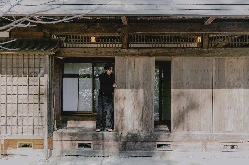 Spirited Away: A Traditional Japanese Home in the Countryside - Remodelista