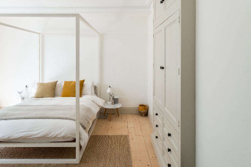 Steal This Look: A Modern Victorian Bedroom in London - Remodelista
