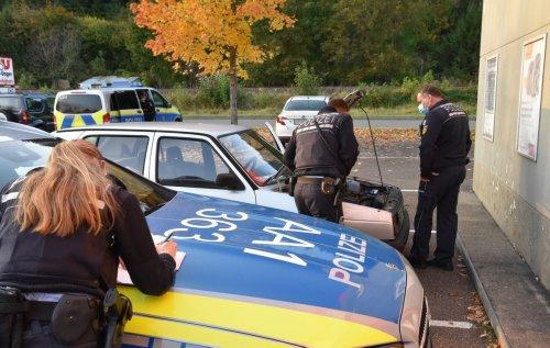 "Polizei-Kontrolle: ""Autoposer""-Fahrzeuge gezielt im Blick"