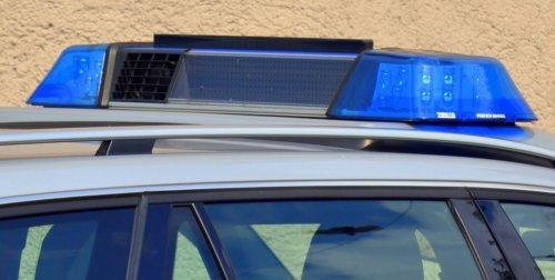 Nach Unfall Bundesstraße Richtung Stuttgart gesperrt