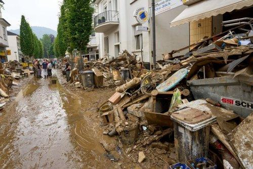Flutkatastrophe in Rheinland-Pfalz und Nordrhein-Westfalen: Weitere Hilfskräfte aus dem Ostalbkreis unterwegs