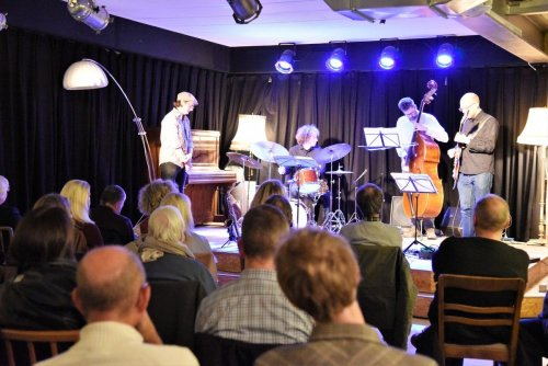 Modern Jazz mit ganz eigenen Ideen und Kreativität