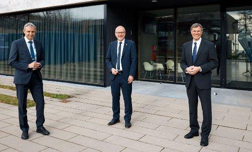 Prof. Dr. Riegel neuer Rektor der Hochschule Aalen