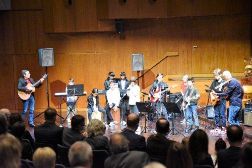 Musikschule Schwäbisch Gmünd: Festakt zum 50-jährigen Jubiläum