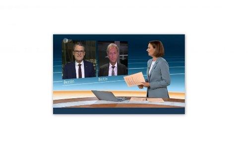 Barthle und Kiesewetter zur K-Frage im ZDF