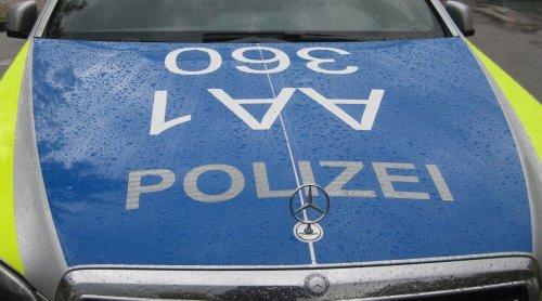 Tankstelleneinbruch: Polizei fahndet nach drei Tätern