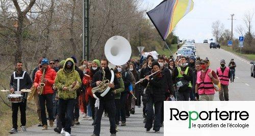Partout en France, des manifestations le 17 avril contre des projets destructeurs de la nature