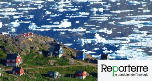 Au Groenland, la fonte des glaces libère du mercure toxique