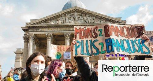 Le 9 mai, près de 160 marches en France pour « clamer le désaveu généralisé de cette loi Climat »