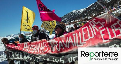 Dans les Hautes-Alpes, la belle solidarité entre paysans et migrants