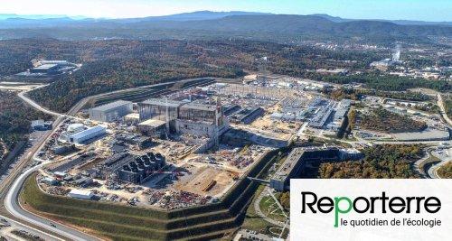 Le futur réacteur nucléaire Iter : un projet titanesque et énergivore