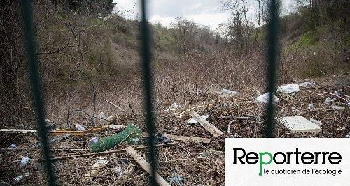Reporterre sur France Inter : les gens du voyage, relégués dans des zones polluées