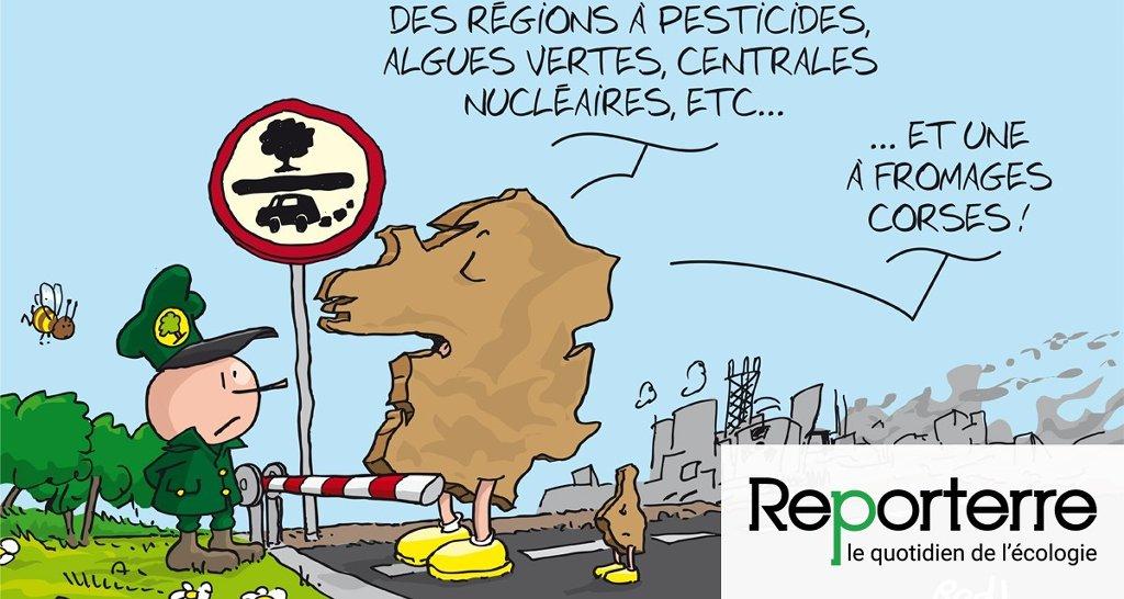 Reporterre - cover