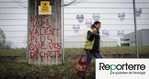 Stocamine : la justice annule le confinement des déchets toxiques