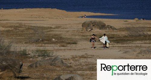 La sécheresse s'installe de nouveau en Californie