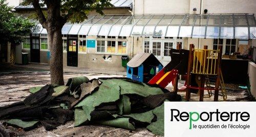 Des centaines d'écoles ont été bâties sur des sites contaminés