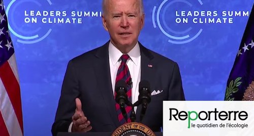 Biden relance la dynamique internationale sur le climat