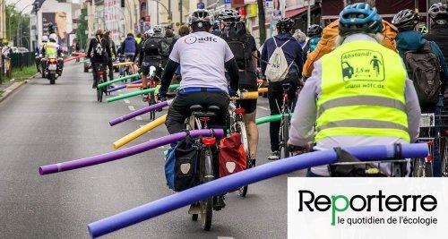 En Allemagne, les cyclistes s'organisent pour changer les villes