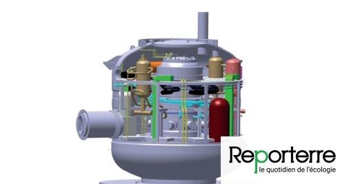 Le petit réacteur atomique SMR fait rêver les nucléaristes