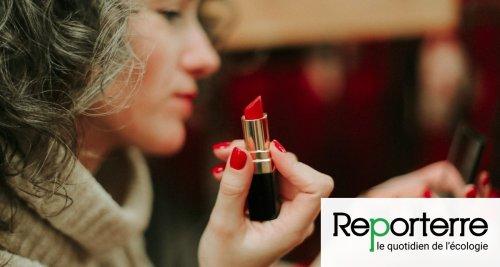 Des produits toxiques dissimulés dans les cosmétiques