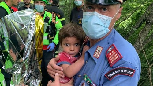Nicola Tanturli ritrovato vivo, il bambino scomparso sul Mugello era in una scarpata